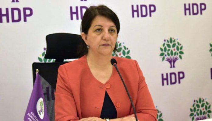 La co-présidente du HDP, Pervin Buldan, a évoqué lundi lors d'une réunion l'isolement carcéral imposé au leader kurde Abdullah Öcalan et a déclaré que c'était une façon de bloquer les solutions démocratiques.