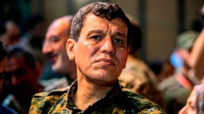 Les zones occupées par la Turquie au nord de la Syrie sont les principaux terrains de réorganisation de l'EI, a alerté Mazlum Abdî