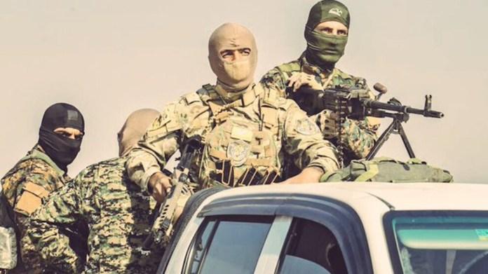 Les unités spéciales des FDS, soutenues par les forces de la coalition internationale, ont mené une opération de sécurité dans la zone d'al-Sawi, au sud du camp d'al-Hol, dans la campagne orientale d'al-Hasakah.