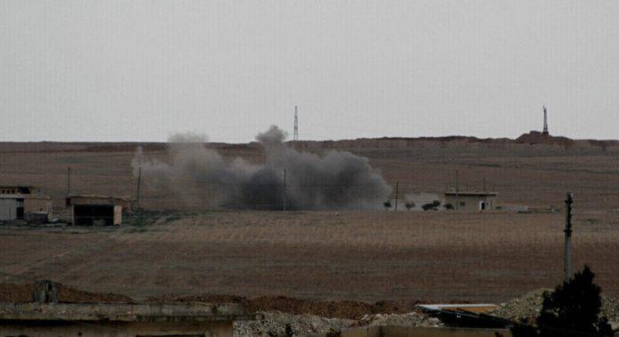 Les forces turco-djihadistes continuent de bombarder les régions de Shehba, Tall Tamr, Tall Rifaat et Manbij, dans le nord de la Syrie