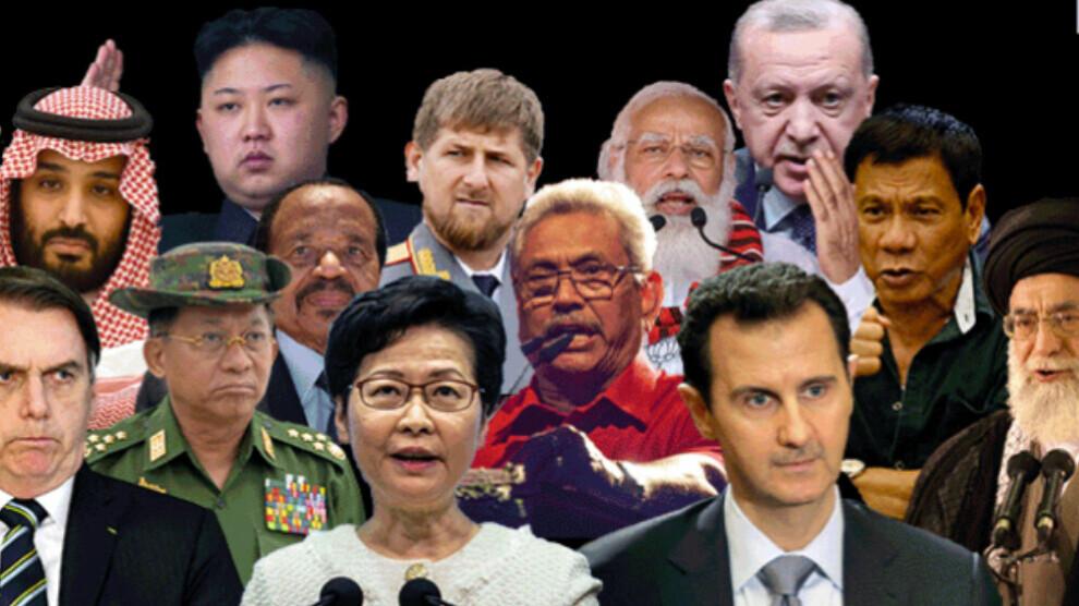 Reporters sans frontières (RSF) publie une galerie de portraits sinistres, ceux de 37 chefs d'État ou de gouvernement qui répriment massivement la liberté de la presse. Certains de ces « prédateurs de la liberté de la presse » opèrent depuis plus de deux décennies tandis que d'autres viennent d'adhérer à la liste noire, qui comprend pour la première fois deux femmes et un prédateur européen.