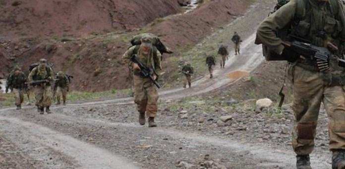 L'armée turque a lancé dimanche une opération militaire dans la province de Colemerg (Hakkari), dans le Nord-Kurdistan (Turquie).