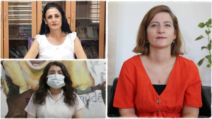 DİYARBAKIR - En Turquie, des femmes, constatant que des politiques d'assimilation sont menées contre l'usage des langues maternelles, soulignent que le droit à des services publics en langue maternelle fait partie des droits vitaux.