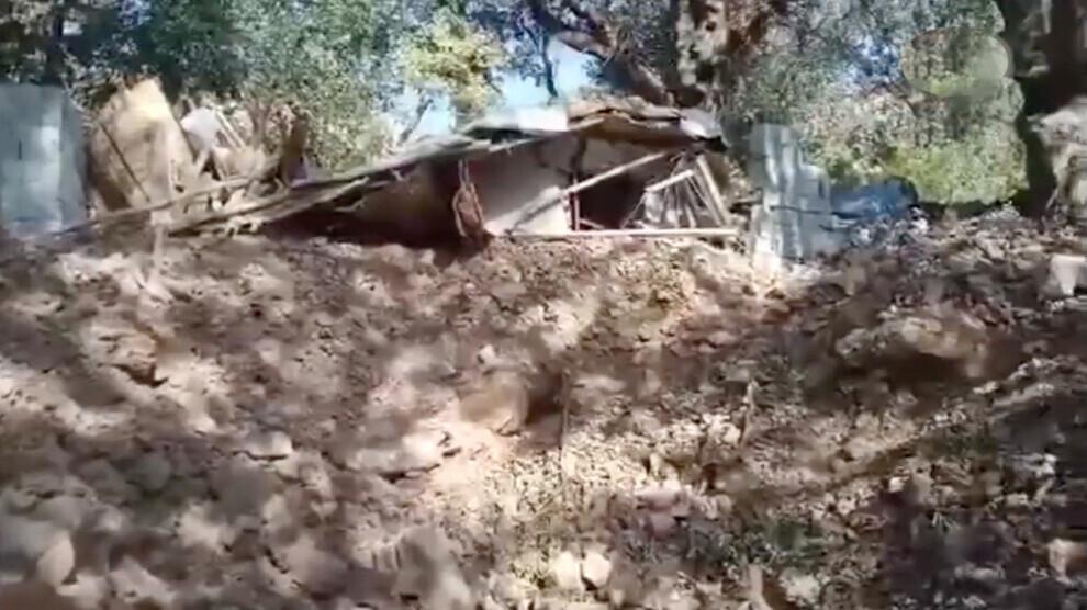L'Etat turc poursuit ses attaques contre le peuple kurde. Mercredi, l'armée turque a ciblé a ciblé une zone d'habitation civile au sud-Kurdistan (Irak du nord).