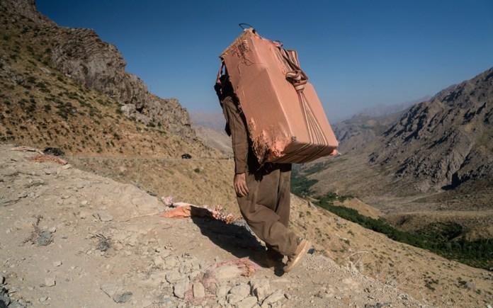 Le régime iranien tue un kolbar