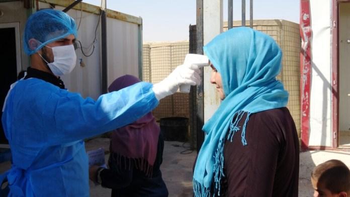 Appelant au soutien des organisations mondiales de santé, le centre de santé du camp de Girê Spî, dans le nord de la Syrie, a déclaré ne pas pouvoir fournir de services adéquats aux résidents du camp, en raison du manque d'équipements médicaux et de médicaments.
