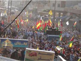 YPG-Guerillas.Funeral-ceremony-1