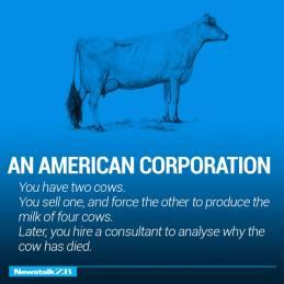 an american corruption