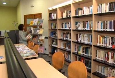 Biblioteca municipal de Peralta de Alcofea Hnos. Arnal Cavero