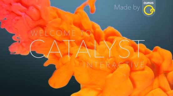 catalyst interactive header