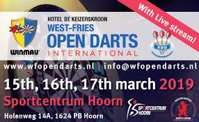 West Fries Open Darts 2019
