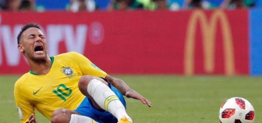 World Cup 2018: Neymar Challenge ist der virale Trend, der Spaß am brasilianischen Star macht, der das Internet fegt