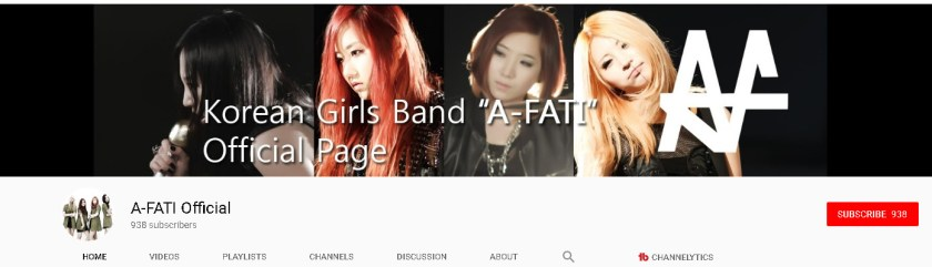 A-Fati youTube Channel