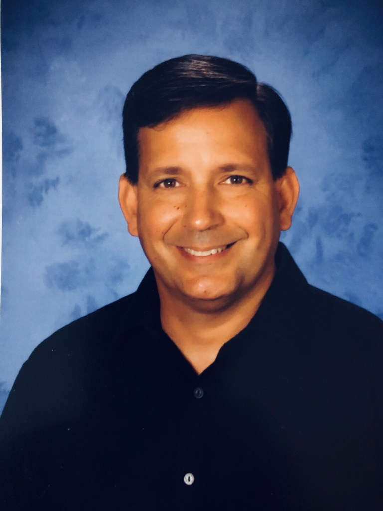 Joe Rubio Assistant Principal
