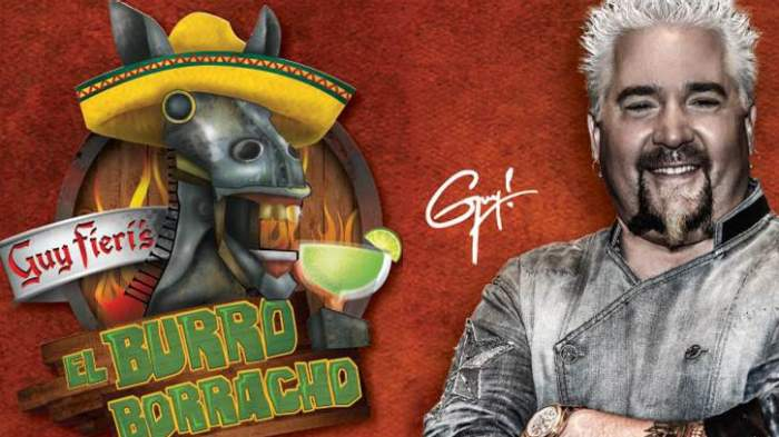 GUY FIERI'S EL BURRO BORRACHO RESTAURANT