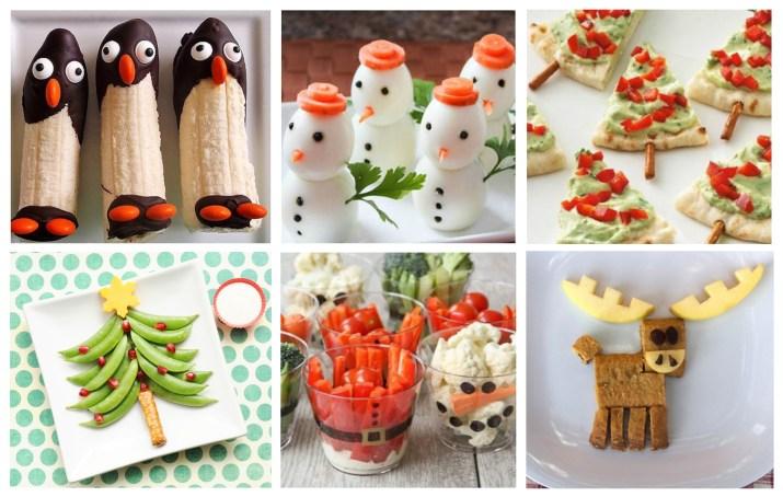 Healthy Christmas snacks
