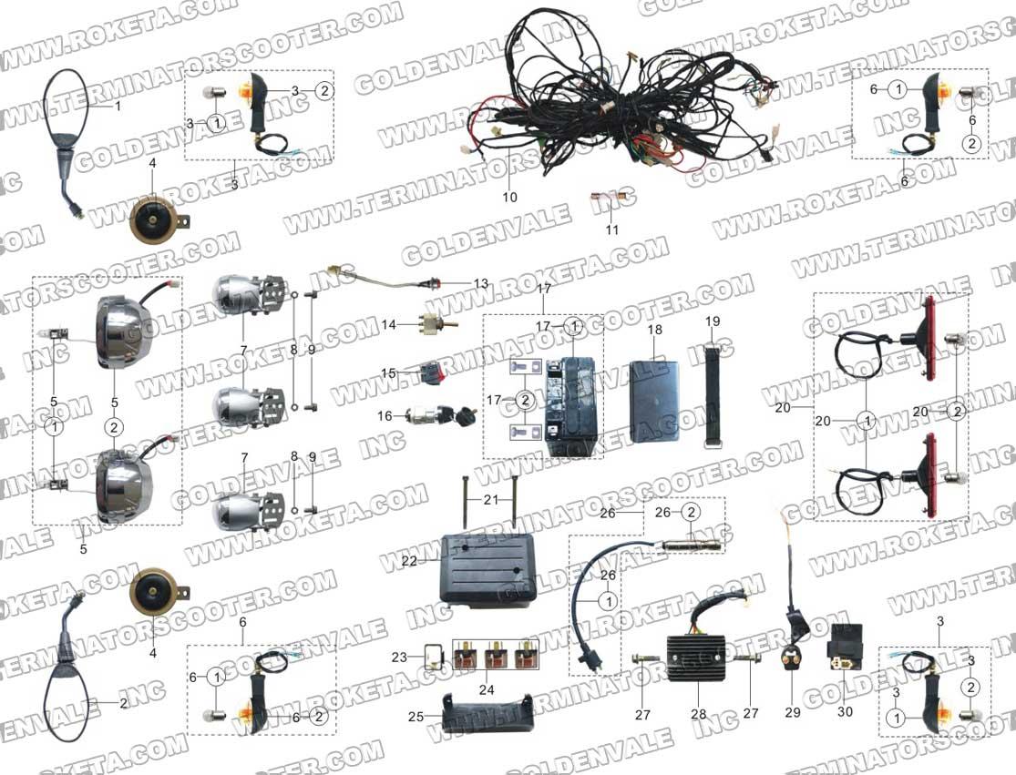 Gy6 Dune Buggy Wiring Diagram. Wiring. Wiring Diagram Images