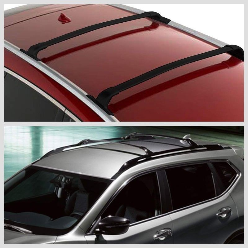 Aluminum Roof Rack Crossbars Fit Nissan Murano 2015 2016