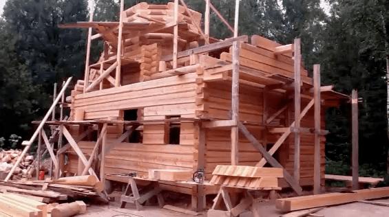 Храм сначал был создан в России