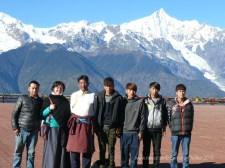 Thangka-Malschule Tibet 5