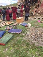 Retreathaus Dolma Lhakang Wasserschaden 07