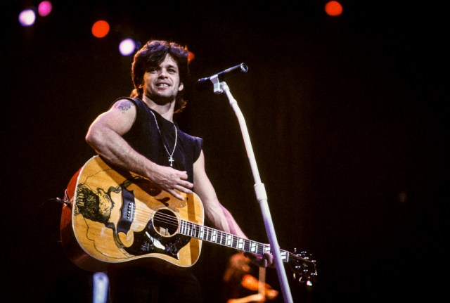 25 Years Ago Today: Dancing Naked with John Mellencamp