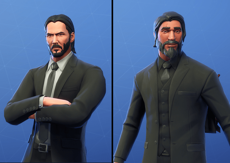 Fortnite Br Reaper Owners Mad About John Wick Rokthereaper Com