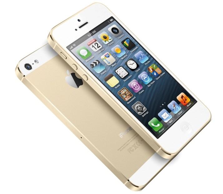 Spesifikasi iPhone 5S Gold