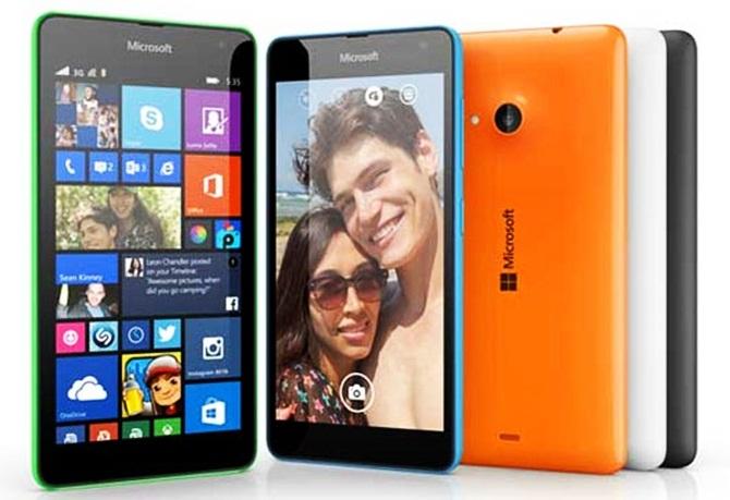 spesifikasi lumia 540 dual sim