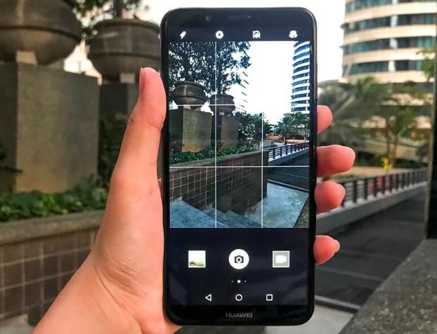 Kamera Huawei Nova Lite 2