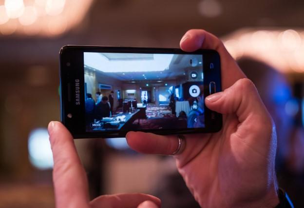 Kamera Samsung Z4