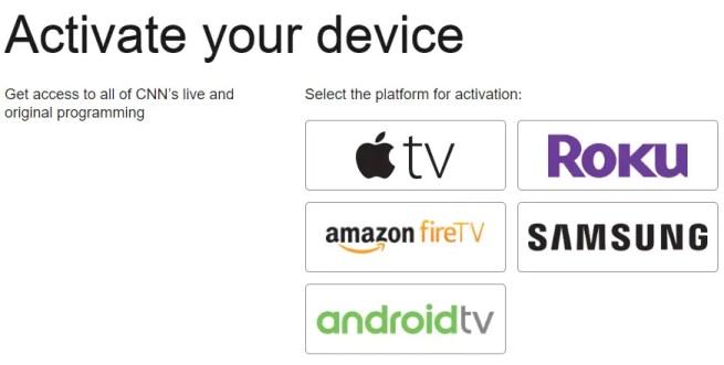 Select Roku Platform