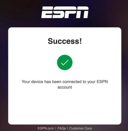 ESPN on Roku