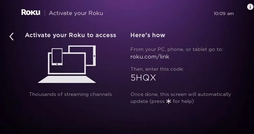 How to ADD crave TV on Roku