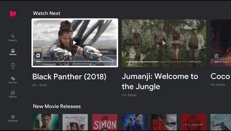 Google play movies & TV on Roku