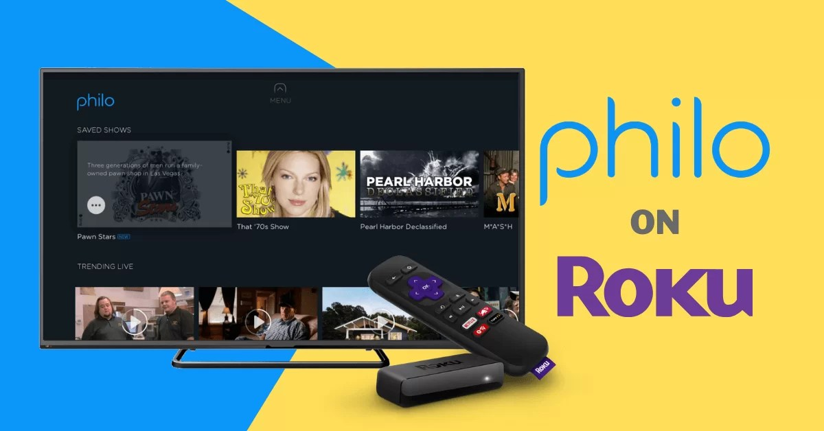 How to Add and Activate Philo on Roku