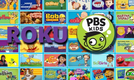 How to Install and Activate PBS Kids on Roku