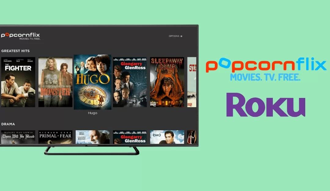 PopcornFlix on Roku – Watch Free Movies & TV Shows