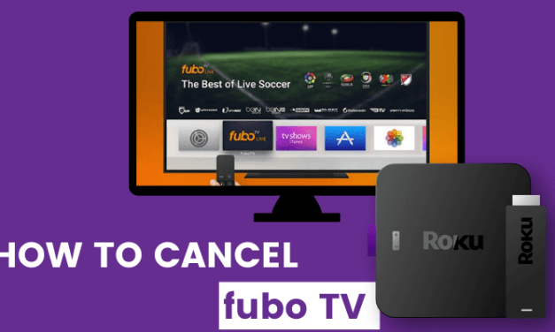 How to Cancel fuboTV Subscription on Roku