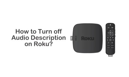 How to Turn Off Audio Description on Roku