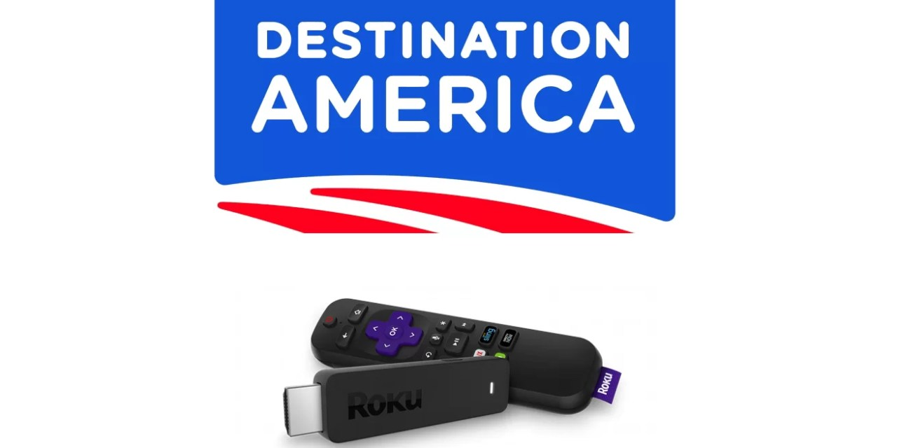 How to Add & Activate Destination America on Roku