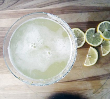 Ginger Lemon Drop