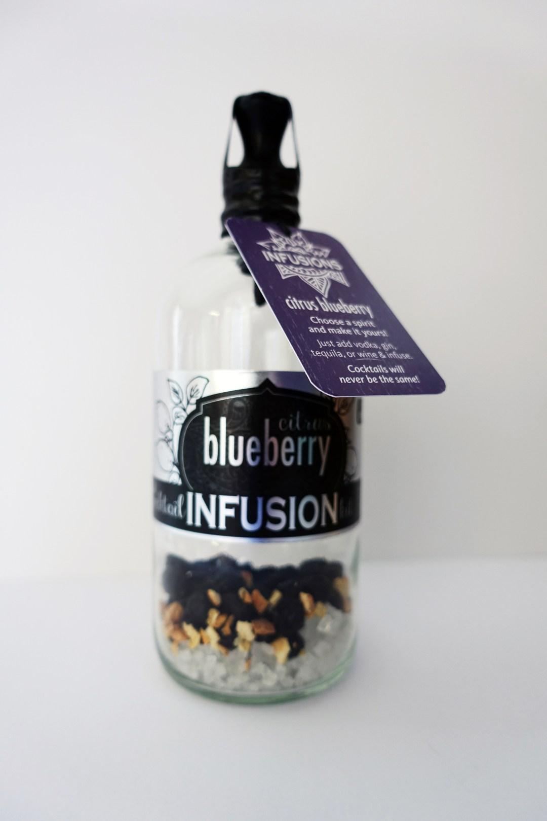 rokz Citrus Blueberry Infusion Kit