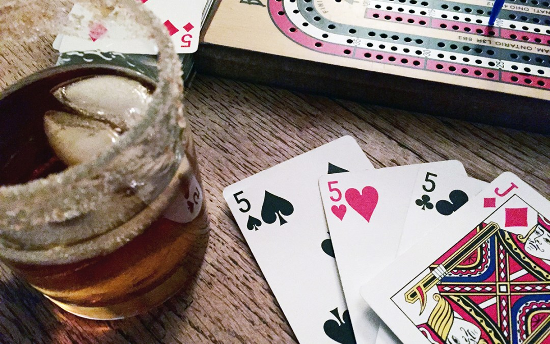 Cribbage and Whiskey