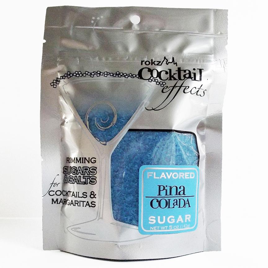 rokz Pina Colada cocktail sugar