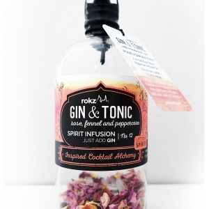rokz gin and tonic infusion
