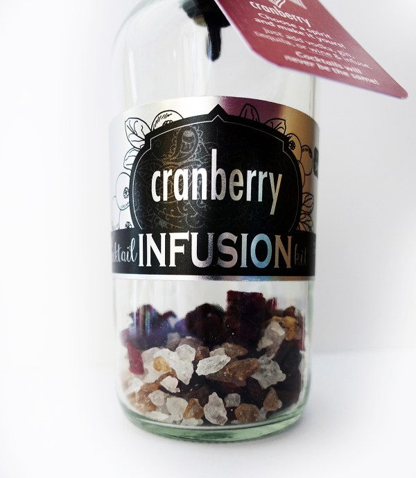 rokz cranberry infusion