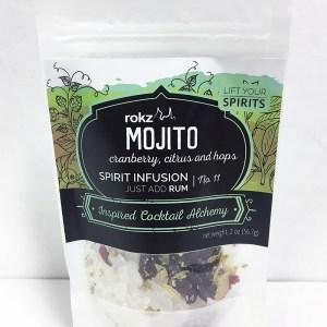 rokz mojito infusion flavor pack