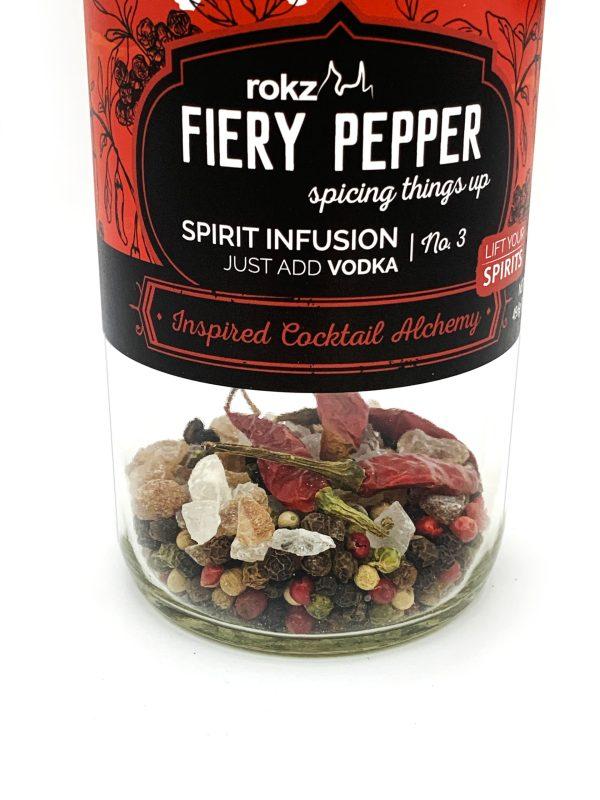 rokz Fiery Pepper Infusion Bottle