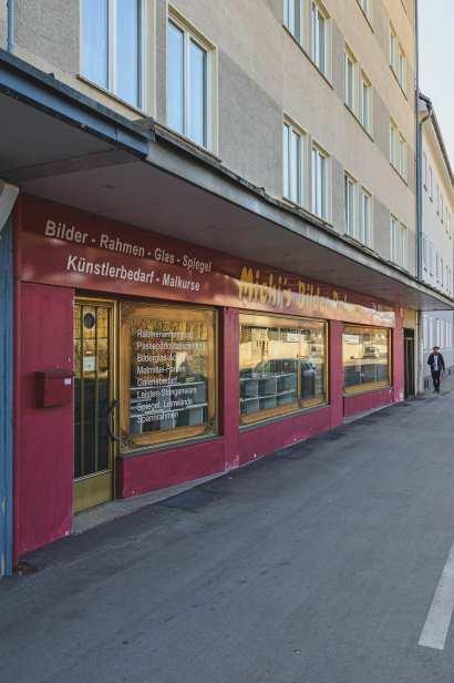 Klagenfurter Strasse